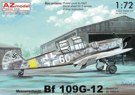 Messerschmitt Bf109G-12