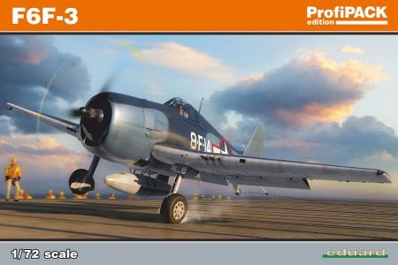 Grumann F6F-3 Hellcat (ProfiPACK)