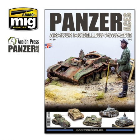 Panzer Aces Nº59 (English Version) 085/PANZ-0059