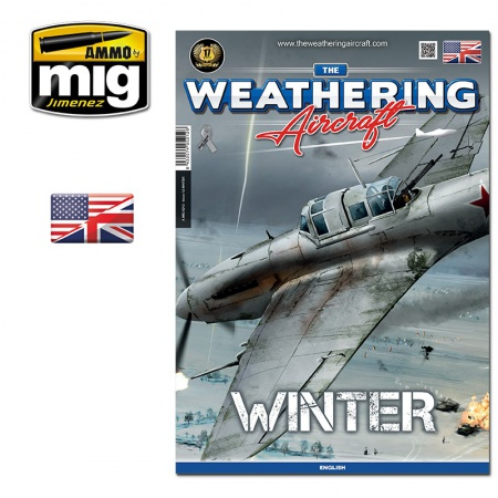 The Weathering Aircraft 12 - Winter (ENGLISH) 085/A.MIG-5212