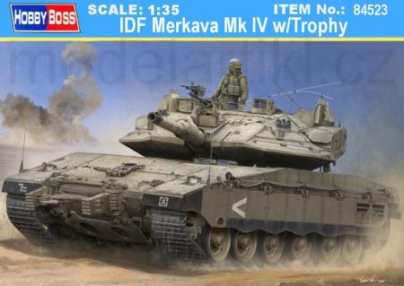 IDF Merkava Mk IV w/Trophy