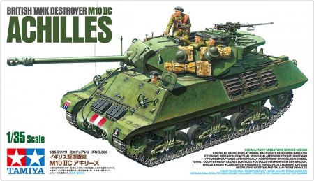 British Tank Destroyer M10 IIC Achilles 001/35366