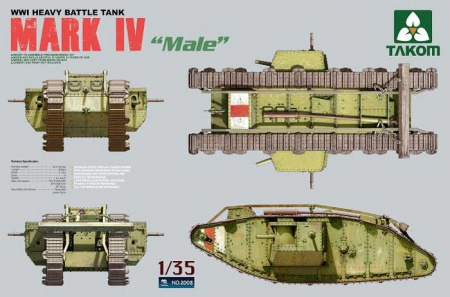 WWI Mark IV (Male)
