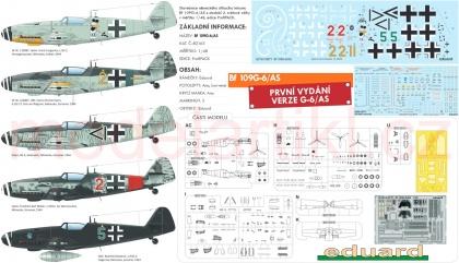 Messerschmitt Bf 109G-6/AS (ProfiPACK)