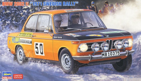 BMW 2002ti 1971 Swedish Rally (Limited Edition) 007/20381