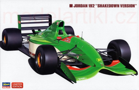 Jordan 192 Shakedown Version (Limited Edition) 007/20388