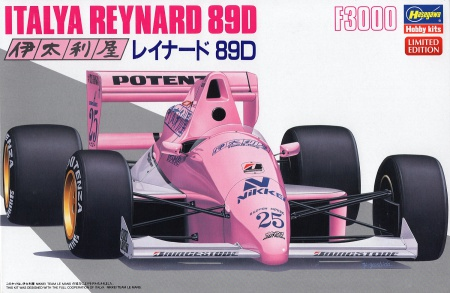 Itariya Reynard 89D (Limited Edition) 007/20389