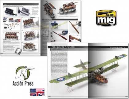 Airplanes in Scale - Vol III - World War I (English Version)