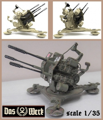 3cm Flakvierling 103/38