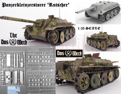 Panzerkleinzerstorer 'Rutscher'