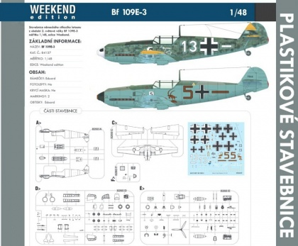 Messerschmitt Bf 109E-3 (Weekend)