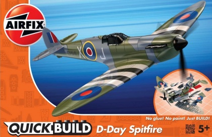 D-Day Spitfire QUICK BUILD