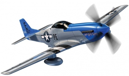 D-Day Mustang P-51D QUICK BUILD