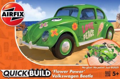 VW Beetle Flower-Power QUICK BUILD