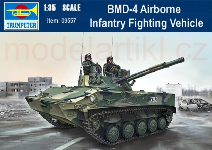 BMD-4 Airborne Infantry Fighting Vehicle