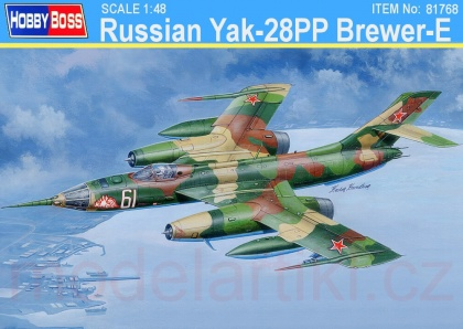 Russian Yak-28PP Brewer-E