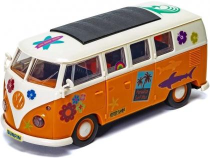 VW Camper Van Surfin QUICK BUILD
