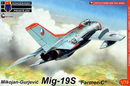 Mikojan-Gurjevič MiG-19S Farmer-C