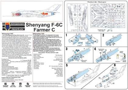 "Shenyang F-6C ""Farmer-C"" Late"