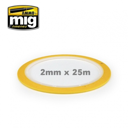 Masking Tape 1 (2mm x 25m)