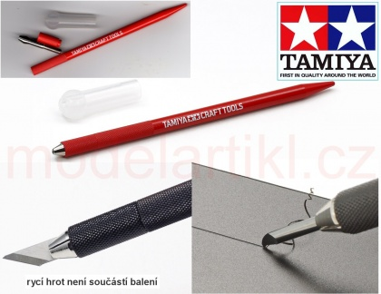 Engraving Blade Holder (RED)