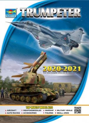 Trumpeter Catalogue 2020 - 2021