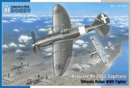 Reggiane Re.2005 Sagittario 'Ultimate Italian WWII Fighter'