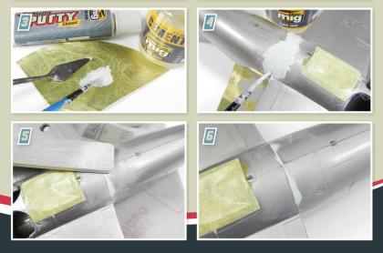 Arming Putty Classic - Tube 20ml