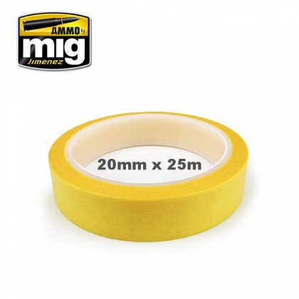 Masking Tape 4 (20mm x 25m)