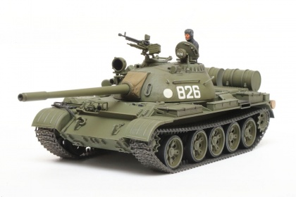 T-55 Russian Medium Tank