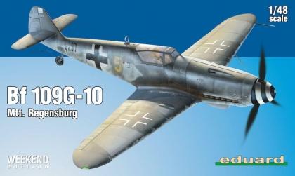 Bf 109G-10 Mtt. Regensburg (Weekend)