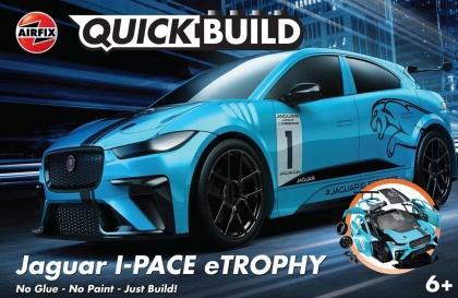 Jaguar I-PACE eTROPHY QUICK BUILD
