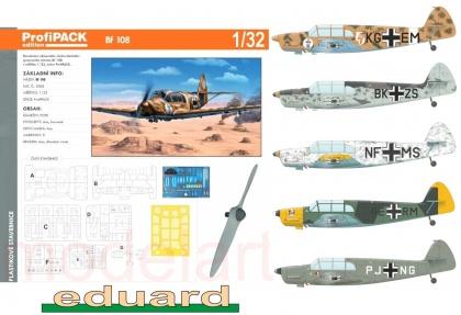 Messerschmitt Bf 108 Taifun (ProfiPACK)