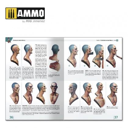 Encyclopedia of Figures Modelling Techniques Vol. 2 - Techniques & Materials (English)