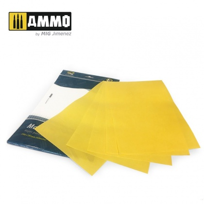 Masking Sheets (280x195mm, 5pcs)