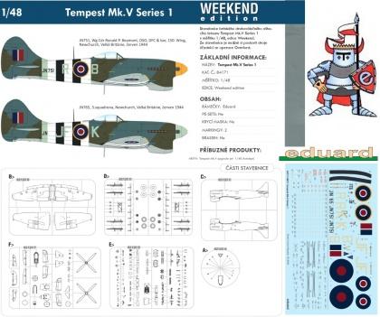 Hawker Tempest Mk.V series 1 (Weekend)