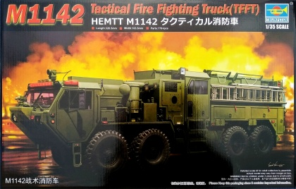 M1142 Tactical Fire Fighting Truck