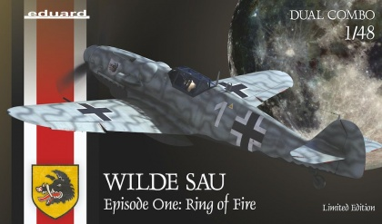 WILDE SAU: Episode one Ring of fire (Limited Edition-Dual Combo)