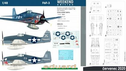 F6F-3 Hellcat (Weekend)