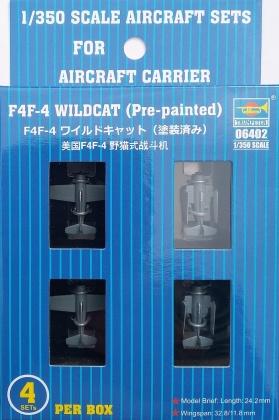 F4F-4 WILDCAT (Pre-painted)