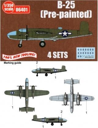 B-25 (Pre-painted)