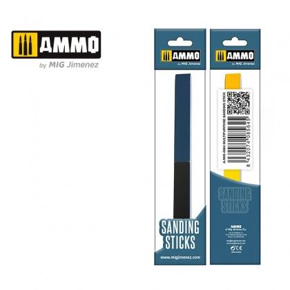 Multipurpose Sanding Stick - Six-Grit (150/240/320/600/1200/2000)