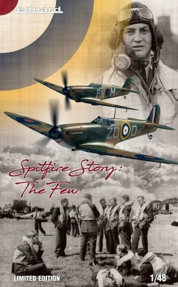 THE SPITFIRE STORY - Spitfire Mk.I (Limited Edition - Dual Combo)