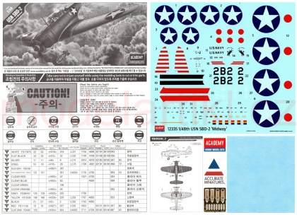 USN SBD-2 Battle of Midway (Limited Edition)