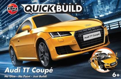 Audi TT Coupe QUICK BUILD