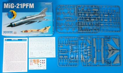MiG-21PFM (Weekend)
