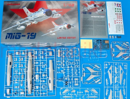 Mig-19S/PM (Limited edition)