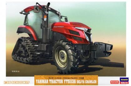Yanmar Tractor YT5113A Delta Crawler (Limited Edition)