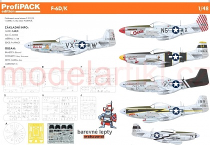 F-6D/K (ProfiPACK)