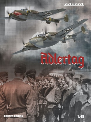 ADLERTAG -  Bf 110C/D (Limited Edition)